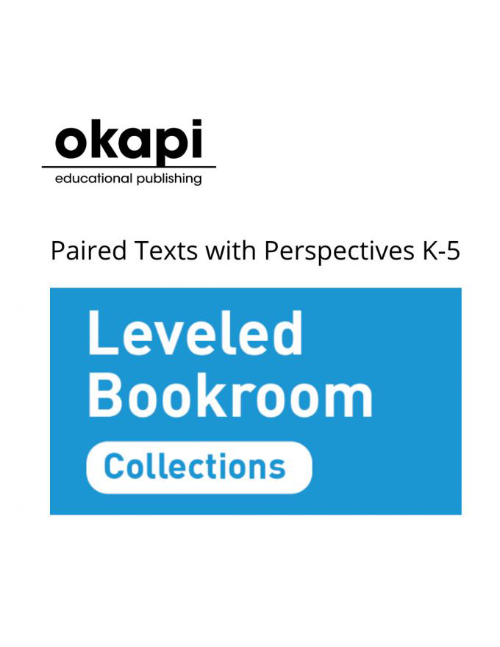 Paired Texts with Perspectives K-5
